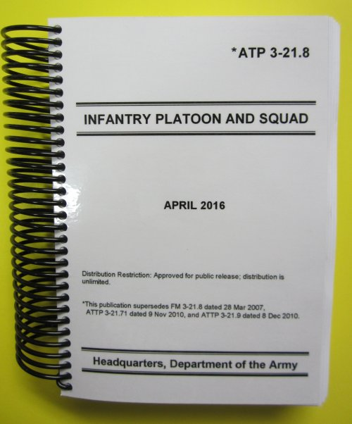 ATP 3-21.8 Infantry Platoon and Squad - 2016