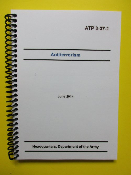 ATP 3-37.2 Anti-terrorism - mini size
