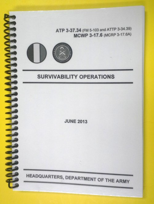 ATP 3-37.34 Survivability Operations