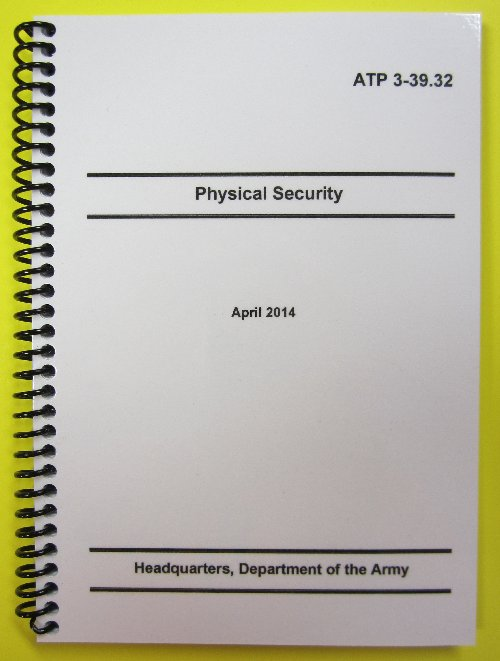 ATP 3-39.32 Physical Security