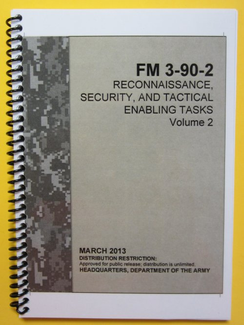 FM 3-90-2 Recon, Security, and Tactical Enabling Tasks, Vol 2
