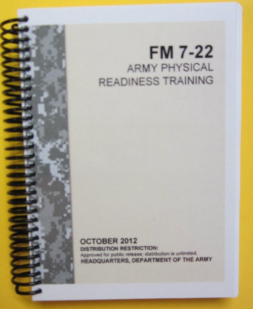 FM 7-22, Army Physical Readiness Training