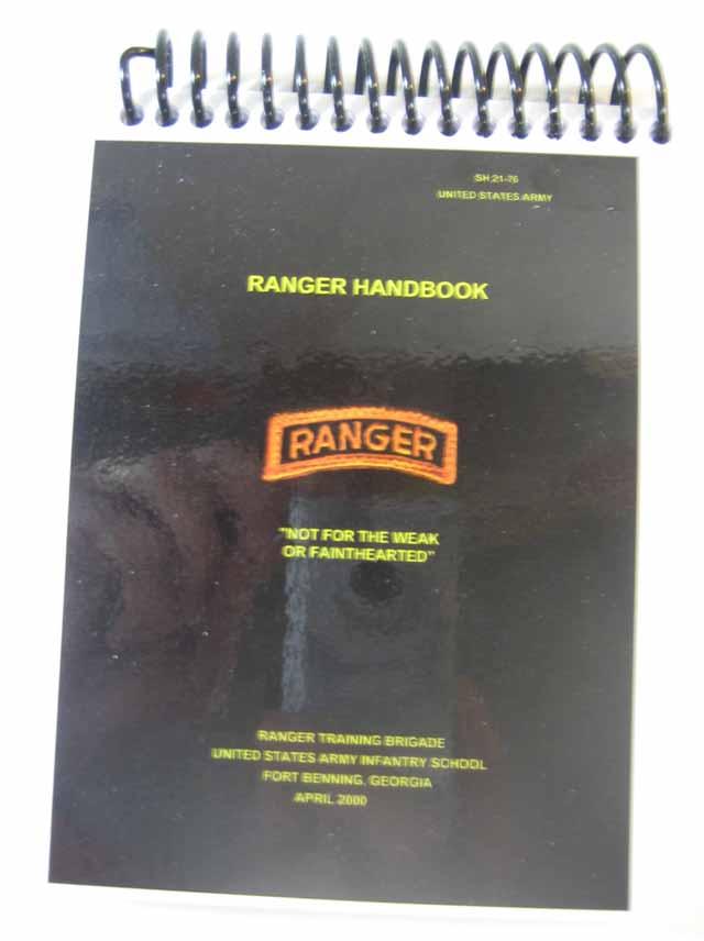 Cav scout handbook