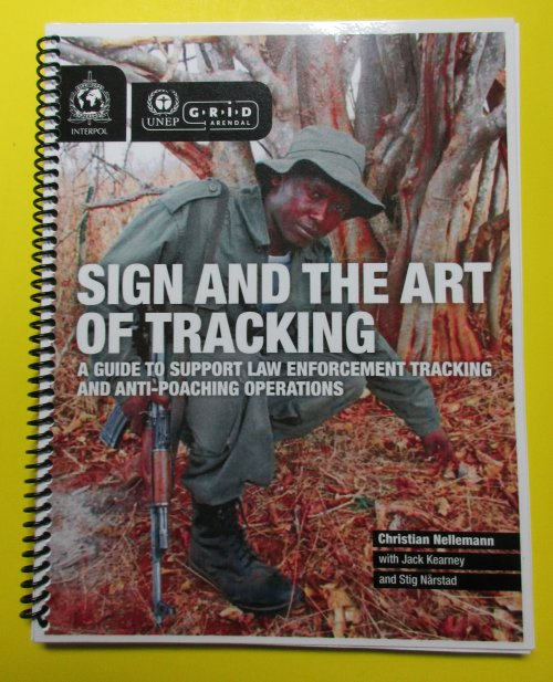 tracking the sign and the art of tracking 10 95 my army