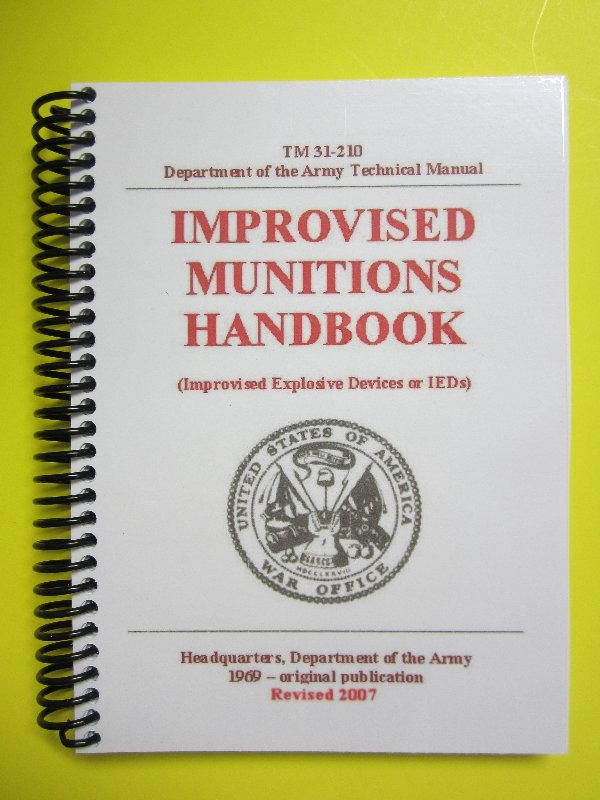 TM 31-210, Improvised Munitions Handbook