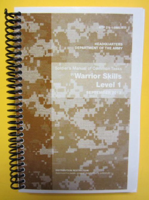 STP 21-1-SMCT Warrior Skills Level 1 - Aug 2015