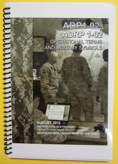 ADP 1-02 and ADRP 1-02 Combo - Oper Terms and Mil Sym