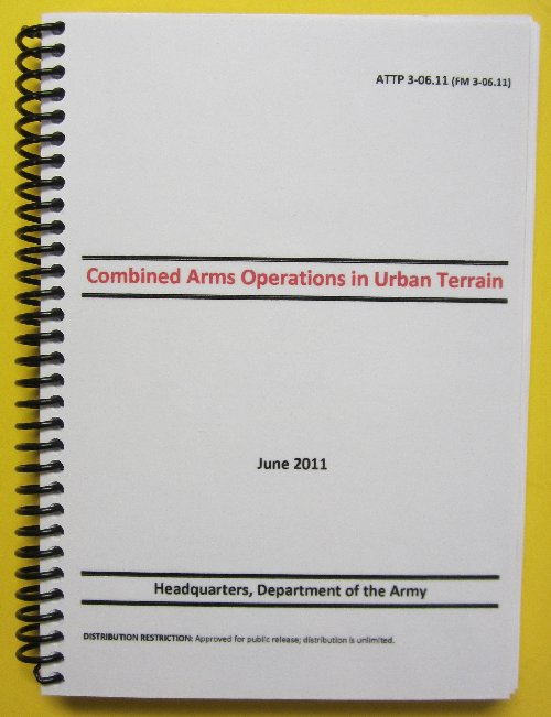 ATTP 3-06.11 Combined Arms Opns in Urban Terrain
