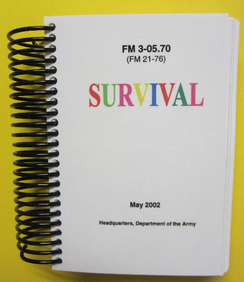fm 3 05 70 fm 21 76 survival 15 95 my army publications rh myarmypublications com