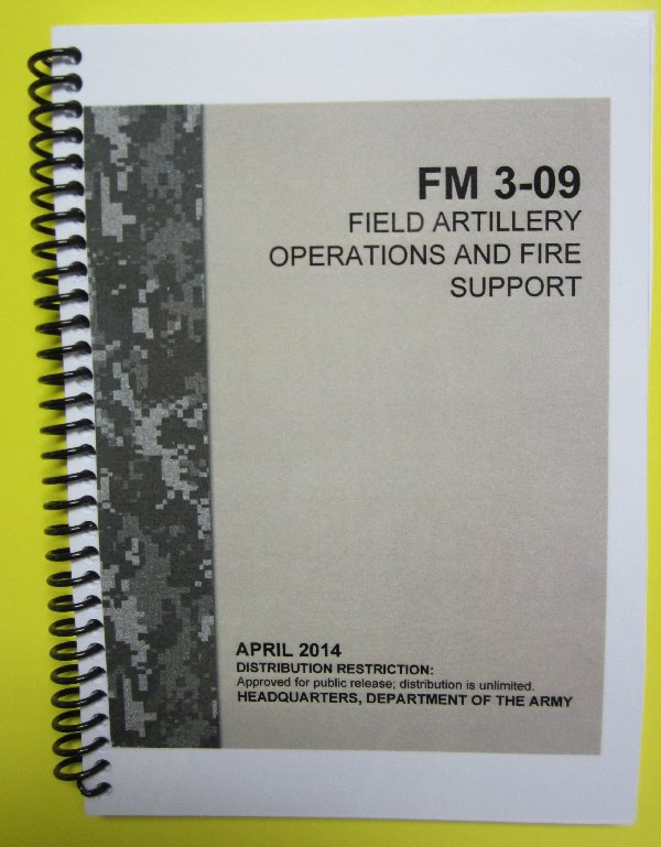 FM 3-09, Field Artillery Operations and Fire Support