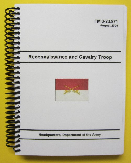 FM 3-20.971 Reonnaissance and Cavalry Troop