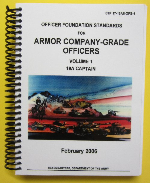 STP 17-19All-OFS-1, Volume 1, 19A Captain