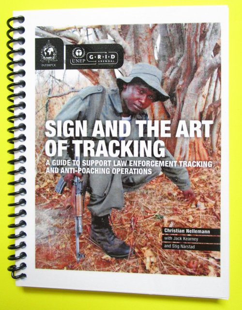Tracking - The Sign and The Art of Tracking